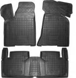 Резиновые коврики LADA 2110-12 Avto Gumm