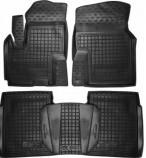 Резиновые коврики LIFAN X 60 Avto Gumm