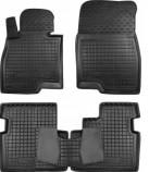 Резиновые коврики MAZDA 3 2013- Avto Gumm