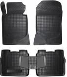 Резиновые коврики MERCEDES W124 Avto Gumm
