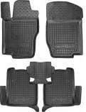 Резиновые коврики MERCEDES X 164 (GL - class) AvtoGumm