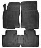 Резиновые коврики NISSAN X-Trail T32 2014- AvtoGumm