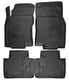 AvtoGumm Резиновые коврики NISSAN X-Trail T32 2014-