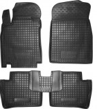 Резиновые коврики NISSAN Tiida 2004-2014 Avto Gumm
