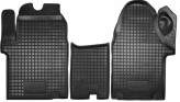 Резиновые коврики Renault Trafic 2001-2014 Avto Gumm