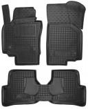 Резиновые коврики SEAT Altea XL