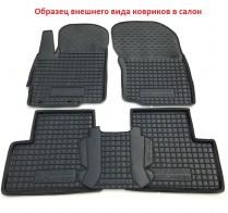 Резиновые коврики SEAT Leon 2013- 3 дв. Avto Gumm