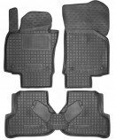 Резиновые коврики Skoda Octavia A5 2004-2012 Avto Gumm