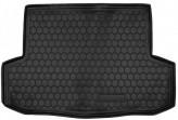 Резиновый коврик в багажник Chevrolet Aveo 2002-2012 Avto Gumm