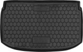 AvtoGumm Резиновый коврик в багажник CHEVROLET Aveo 2011- HB