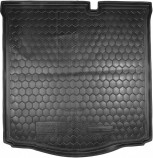 Резиновый коврик в багажник Citroen C-Elysёе Avto Gumm