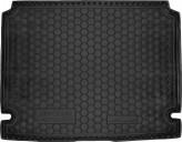Резиновый коврик в багажник Citroen Berlingo / Partner 2008-
