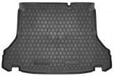 AvtoGumm Резиновый коврик в багажник Lanos Sens sedan