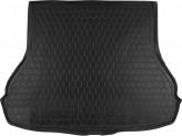 Резиновый коврик в багажник HYUNDAI Elantra 2011-