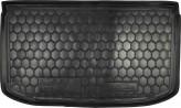 Avto Gumm Резиновый коврик в багажник NISSAN Micra 2010-