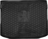 Резиновый коврик в багажник PEUGEOT 4008 Avto Gumm