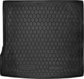 Резиновый коврик в багажник RENAULT Duster 2WD Avto Gumm