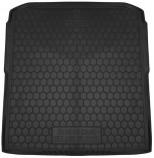 AvtoGumm Резиновый коврик в багажник Skoda Superb 2015- (универсал)
