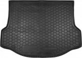 Резиновый коврик в багажник TOYOTA Rav-4 5 дв. 2013- (с докаткой) Avto Gumm