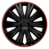 Колпаки Giga R black R13 (Комплект 4 шт.) Argo