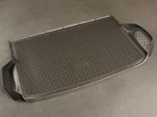 Резиновый коврик в багажник Lexus RX 2009-2015 (полно-размерное запасное колесо) Unidec