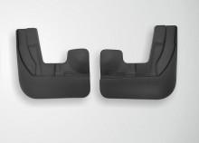 Брызговики задние MG 5 hatchback 2012- L.Locker