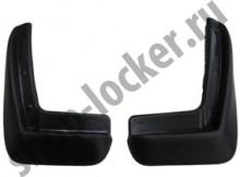 L.Locker Брызговики задние Toyota Corolla 2013-