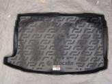 Коврик в багажник Volkswagen Polo V hatchback 2009- L.Locker