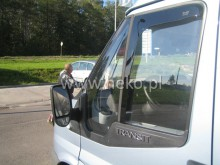 Ветровики Ford Tranzit 2000-2014 ВСТАВНЫЕ