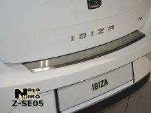 Nataniko Накладка на бампер с загибом SEAT IBIZA IV 5D