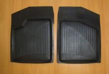 Резиновые глубокие коврики ВАЗ 2108-2115 ПЕРЕДНИЕ
