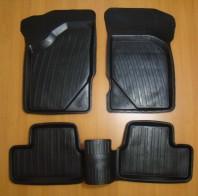 Глубокие резиновые коврики Lada Калина и Гранта