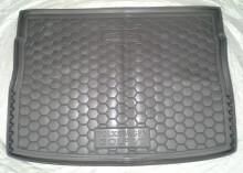 Резиновый коврик в багажник VW Golf Sportsvan AvtoGumm