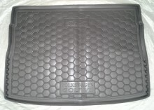 Avto Gumm Резиновый коврик в багажник VW Golf Sportsvan