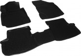 Глубокие резиновые коврики в салон GREAT WALL Haval M4 L.Locker