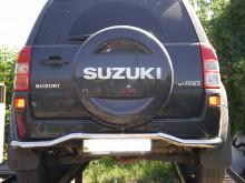 UA Tuning Защита задняя Suzuki Grand Vitara 3D/5D 2005-2012- (труба чайка d 60)