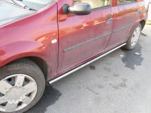 Пороги Renault Logan MCV 2004-2013 (труба d 42)