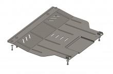 Кольчуга Защита двигателя, коробки передач, радиатора Citroen Jumpy 1995-2007
