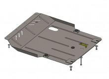 Кольчуга Защита двигателя, коробки передач, радиатора FAW V5