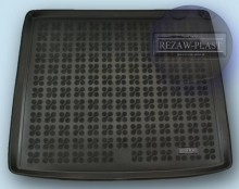 Резиновый коврик в багажник BMW X1 Rezaw-Plast