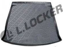 L.Locker Коврик в багажник Audi A6 sedan (97-04)