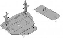 Кольчуга Защита двигателя, коробки передач, радиатора Infiniti FX 35