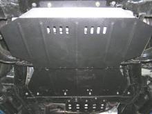 Кольчуга Защита двигателя, коробки передач, радиатора Infiniti QX 56 2004-2010