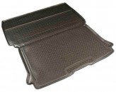 Резиновый коврик в багажник Citroen Berlingo MF 1996- (грузовой) Unidec