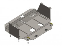Кольчуга Защита двигателя, коробки передач, радиатора Kia Ceed HB WAGON PRO 2013-