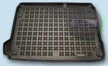 Резиновый коврик в багажник Citroen C4 2010- Rezaw-Plast