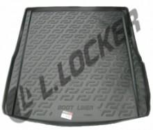 L.Locker Коврик в багажник Audi A6 Avant (4F,C6) (04-11)