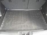Резиновый коврик в багажник Suzuki Vitara 2014- (нижний)