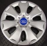 Колпаки Ford 335 R15 (Комплект 4 шт.) SKS (с эмблемой)