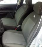 Чехлы на сиденья Citroen C4 2010- EMC